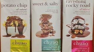 From California: Chuao – Potato Chip, Sweet & Salty And Ravishing Rocky Road Review