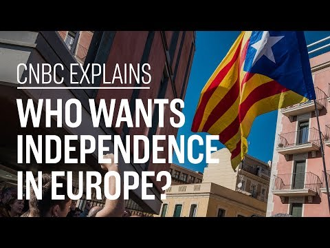 Who wants independence in Europe? | CNBC Explains