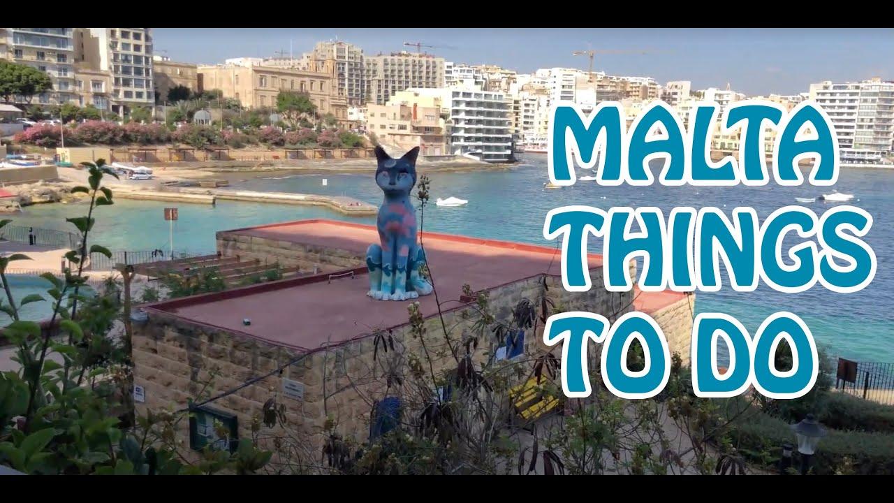Top spots to visit in Malta