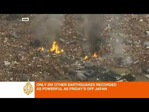 Động đất và sóng thần ở Nhật Bản