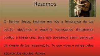 Trezena a Santo Antônio -9º Dia - A Cr...