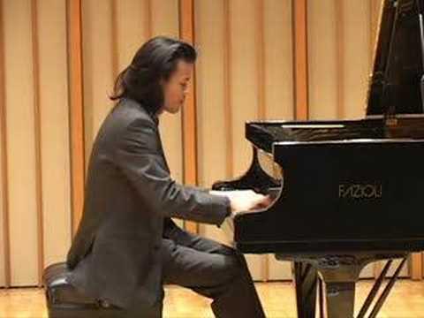 David Fung plays Franz Liszt's La Campanella
