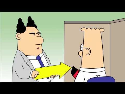 Dilbert: The Wrong Sign