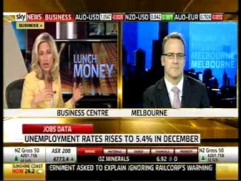 Chandler Macleod's CEO Cameron Judson speaks with Sky Business News 17.01.13