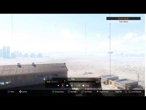 BO3 Across Map Tomahawk On Fringe