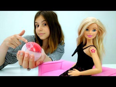 Барби на русском ТВ - YouTube