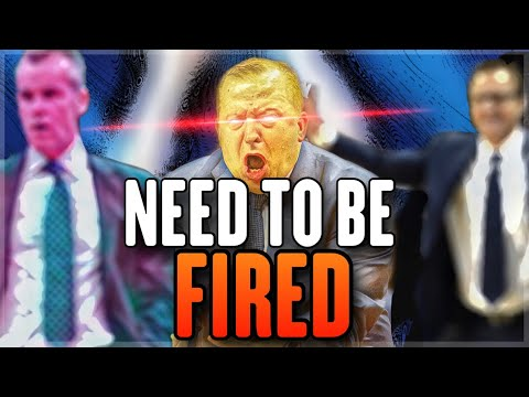 3 Coaches In The NBA That NEED To Be FIRED...
