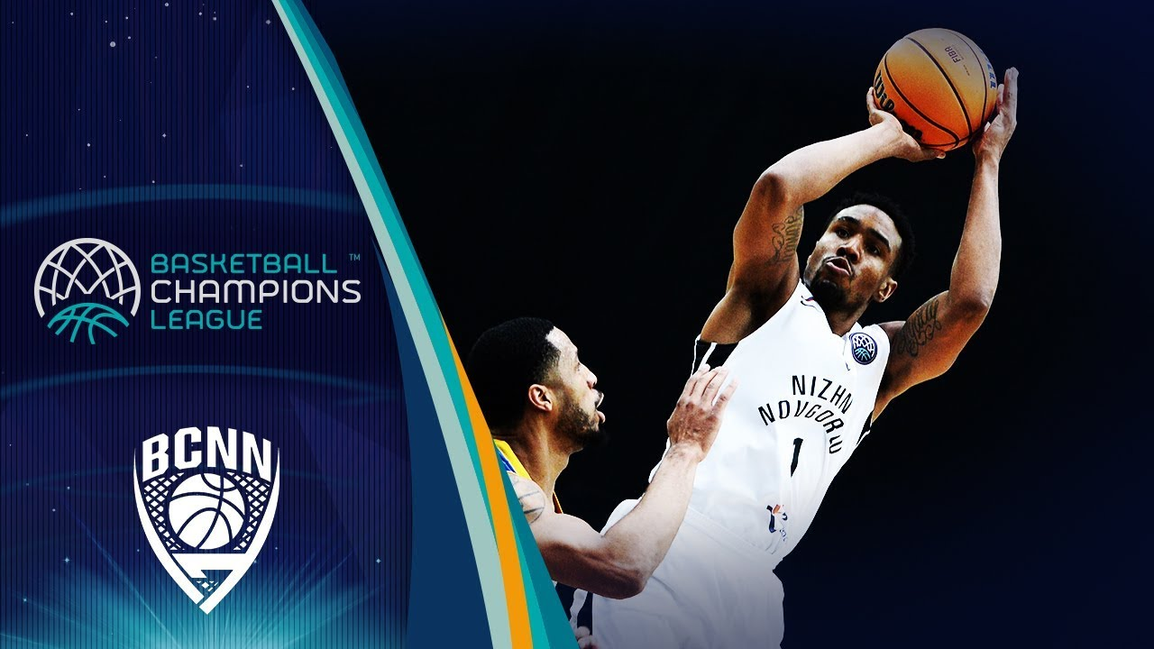 Nizhny Novgorod - Best of Regular Season | Basketball Champions League 2019