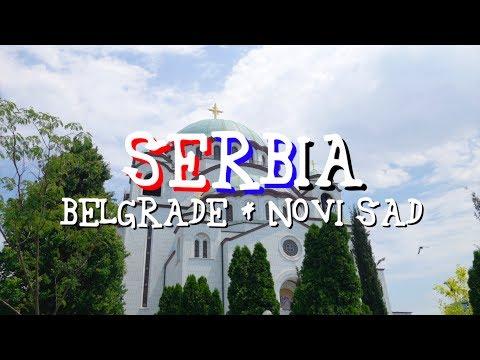 moments in Serbia (Belgrade, Novi Sad) #travel #vlog