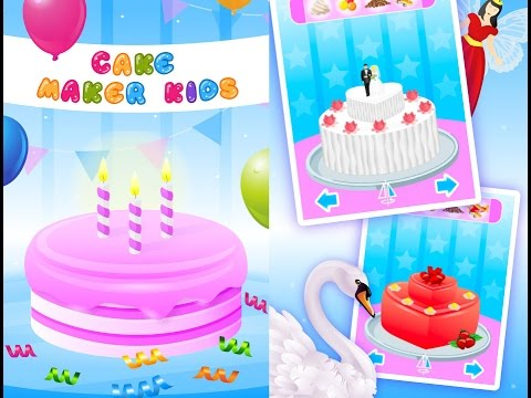 Cake Maker Kids Cooking Game Making A Videos Games For Girls Baby Youtube WatchvPEJBSMoYYPQ