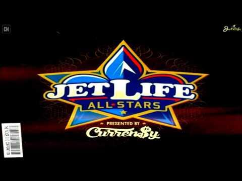 Curren$y & Jet Life - Jet Life Allstars [FULL MIXTAPE + DOWNLOAD LINK] [2017]
