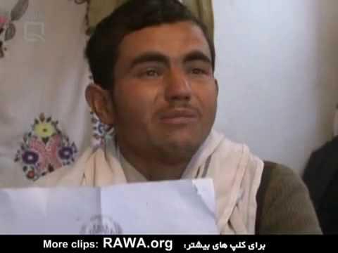 Afghan warlords gang-rape