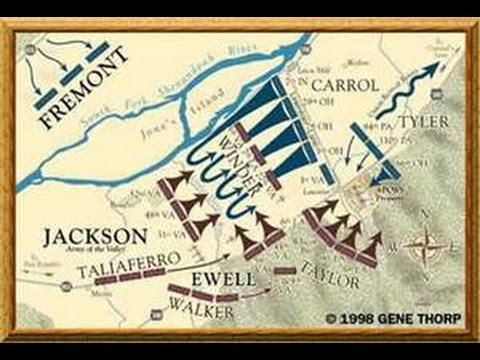 Ultimate General: Civil War - The Battle of Port Republic (CSA Part 12)