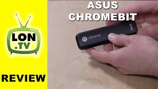 Asus Chromebit Review - $85 ChromeOS PC on a HDMI Stick - YouTube, Web, Benchmarks