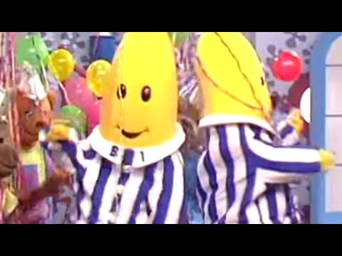Classic Compilation #14 - Full Episodes - Bananas In Pyjamas Official
