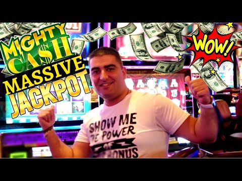 Mighty Cash Slot Huge HANDPAY JACKPOT | POMPEII Slot Machine HANDPAY JACKPOT
