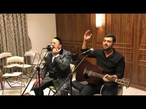 Lipa Schmeltzer And Ishay Ribo Singing The Great Hit