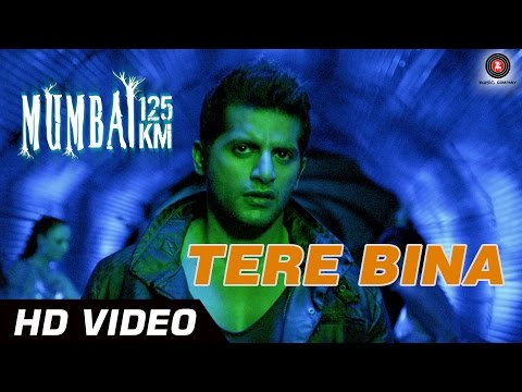 Tere Bina Official Video   Mumbai 125 KM 3D   Karanveer Bohra , Vedita Pratap Singh - HD