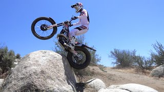 TransWorld Motocross visited MotoVentures in Anza, CA for a day a l...