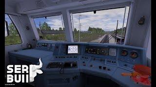 НОВАЯ КАБИНА ТЭП70БС - 297 TRAINZ!! ЗАПУСК и УПРАВЛЕНИЕ!! Маршрут Печорская магистраль