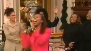 Yolanda Adams - Just a Prayer Away & Tis So Sweet to Trust in Jesus