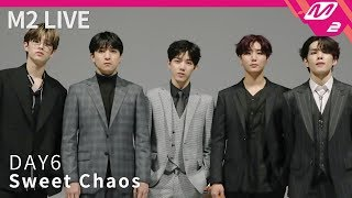 Download lagu [M2 LIVE] DAY6(데이식스) - Sweet Chaos