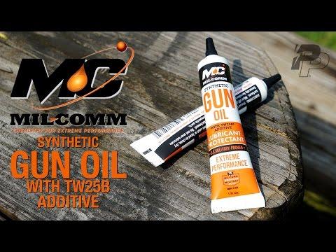Mil-Comm Grease Vs  Oil