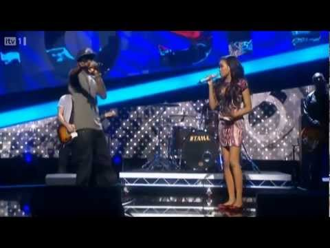 Dionne Bromfield ft Tinchy Stryder - performing Spinnin for 2012 Olympic Games