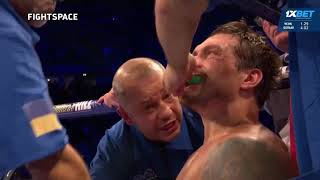 Александр УСИК   Тони БЕЛЬЮ   НОКАУТ   ПОЛНЫЙ БОЙ