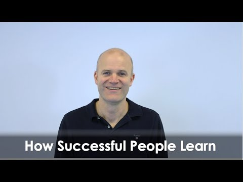 How Successful People Learn