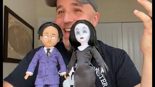 LDD Presents The Addams Family Living Dead  Dolls