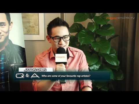 Jason Chen speaks with Imagine TV Network