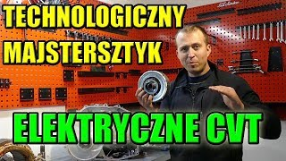 ELEKTRYCZNE CVT, LEXUS RX400H NAPĘD HYBRYDOWY, PROSEKTORIUM PROFESORA.