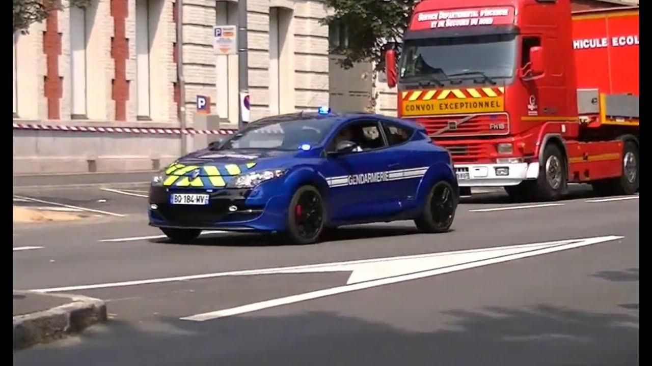 special 14 juillet  convoi gendarmerie nationale