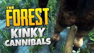 Kinky Cannibals - The Forest Update V0.08