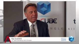 Steve DeLuca and Ray Scardelli from Micro Strategies - IBM Edge 2014 - theCUBE