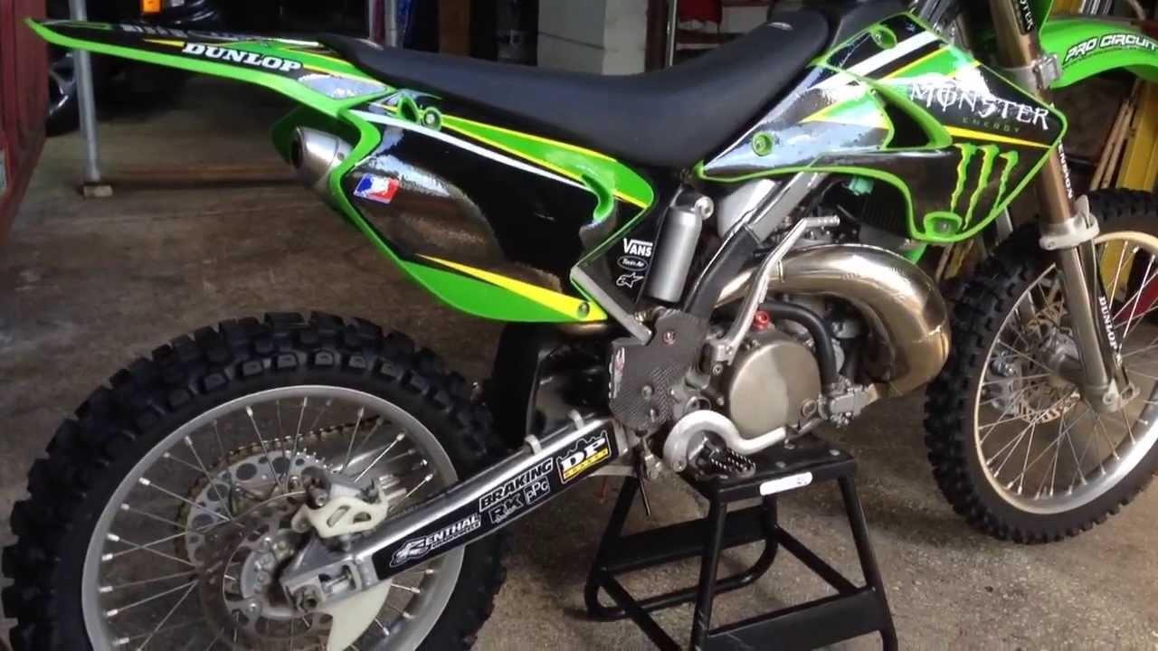 2003 KX250 Monster