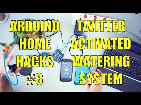 Arduino Plant Watering System (Arduino Home Hacks #3)