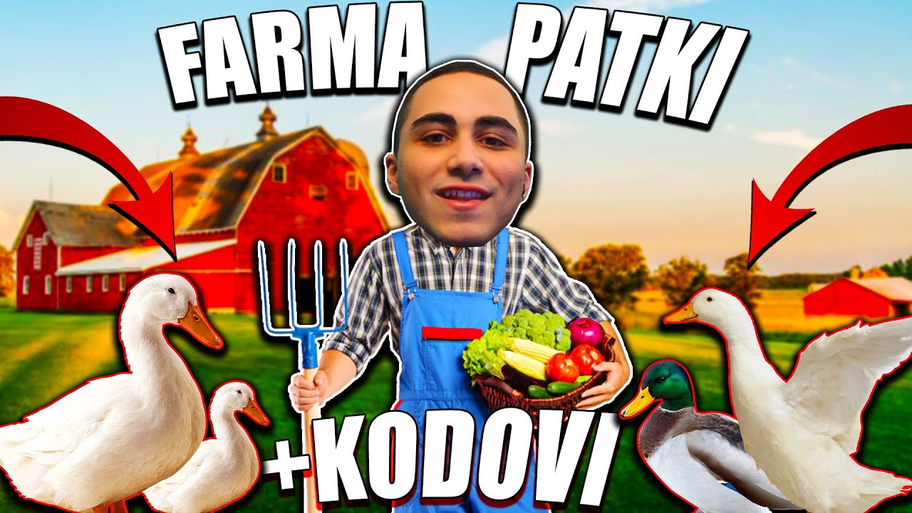 MOJA FARMA PATKI ! | ROBLOX