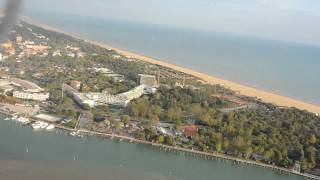 Bibione dall'alto part 1 - Bibione from the air part 1