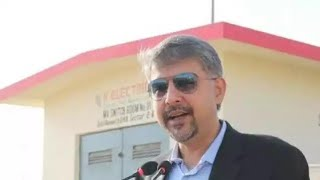 CCTV footage of Syed Ali Raza Abidi, murdered outside of his house in Karachi.