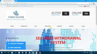 Forex Master (Automatic Trading Site)