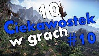 10 ciekawostek w grach #10