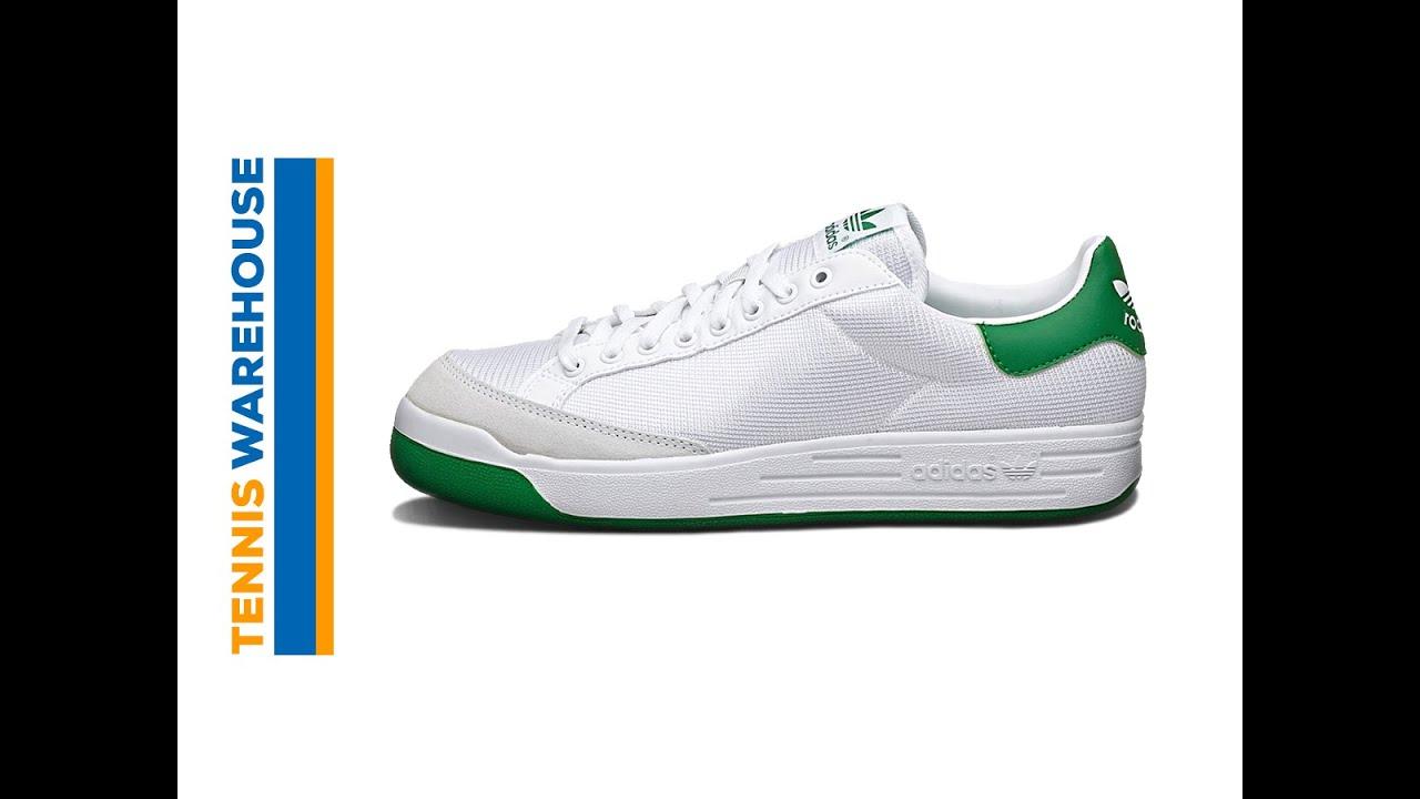 adidas Original Rod Laver Shoe - YouTube e59b7d8c3
