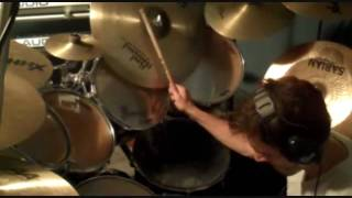 Iron Maiden-different World Drum Cover
