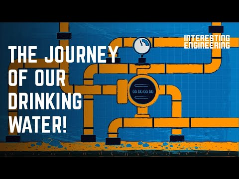 How do we get clean drinking water?
