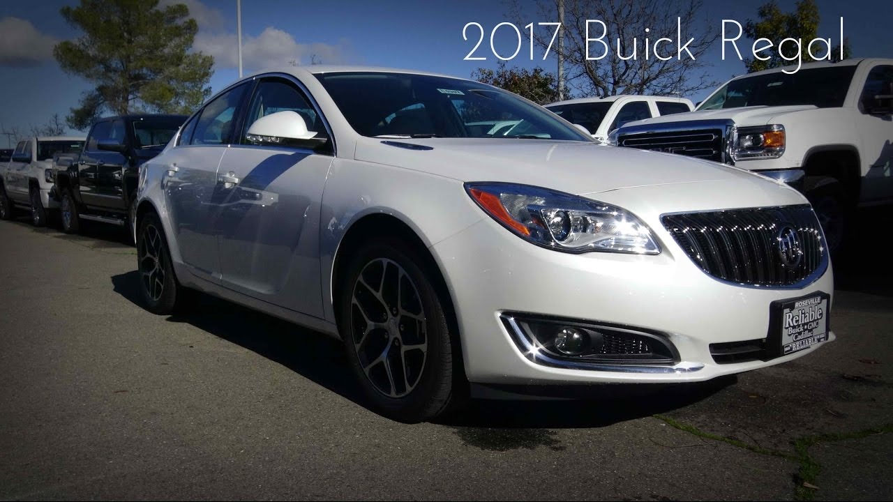 2017 Buick Regal Sport Touring Road Test Review 2 0 L Turbocharged 4 Cylinder