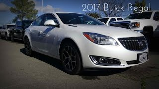 2017 Buick Regal Sport Touring Road Test & Review 2.0 L Turbocharged 4-Cylinder