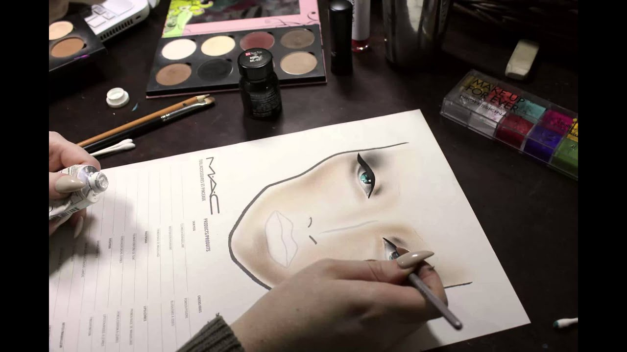 Bekannt Speed Face Chart - YouTube XF48