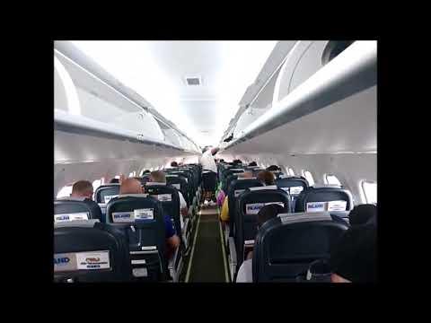 Business - Air Vanuatu NF 60 from Port Vila - Vanuatu  to Noumea - New Caledonia